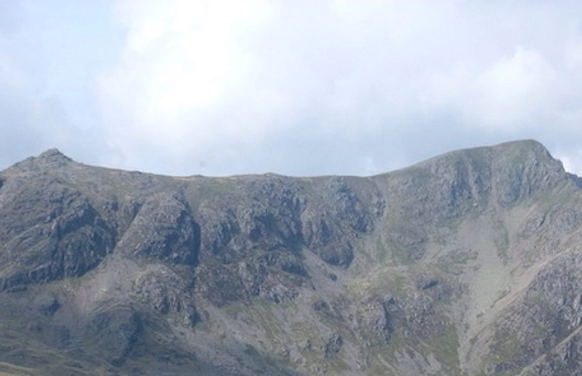 Scafell and Slight Side
