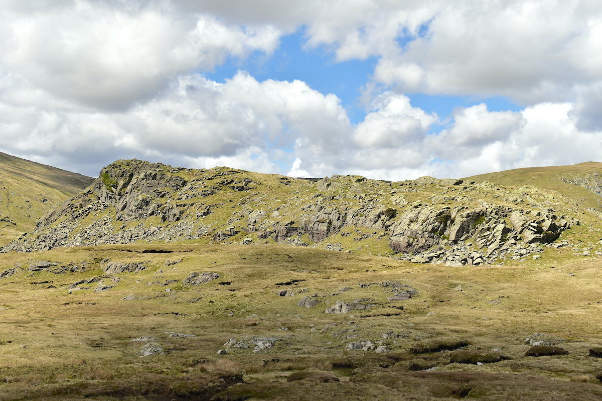 Calf Crag and Steel Fell
